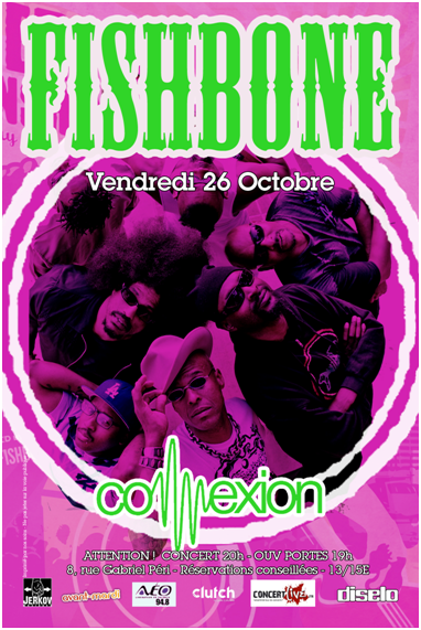 Fishbone @ Toulouse